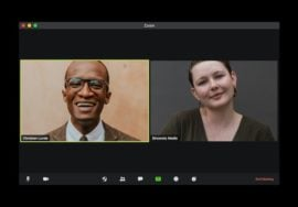online meeting video conference
